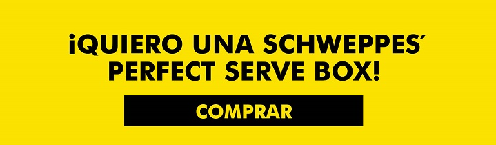 Compra tu Schweppes' Perfect Serve Box clicando aquí
