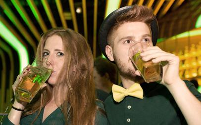 Ginger ale con whisky en Gingernight de Schweppes