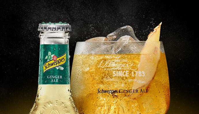 wisky y ginger ale