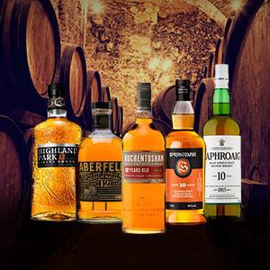 La Ruta del Whisky por Escocia