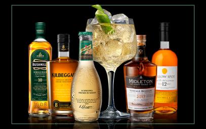 Los mejores whiskies irlandeses para celebrar san patricio