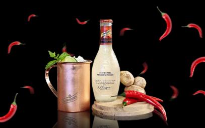 Schweppes Ginger Beer & Chile: Nueva variedad de la gama Premium Mixer