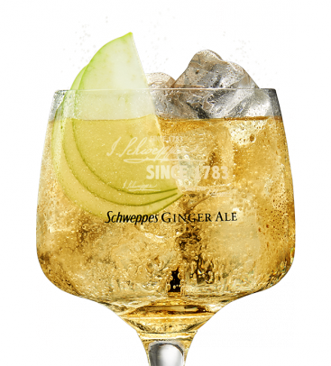 Chivas Regal & Ginger Ale Premium