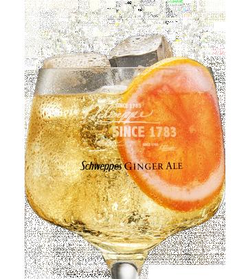 Maker's Mark & Ginger Ale Premium