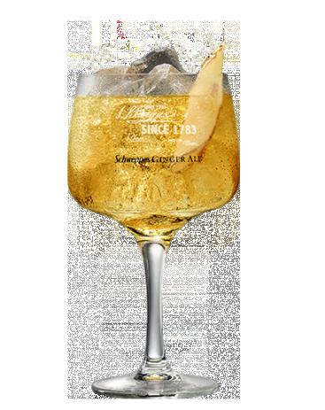 Johnnie Walker Gold Label Reserve & Ginger Ale Premium