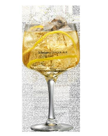 Dewar's 12 & Ginger Ale Premium