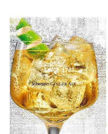 Four Roses & Ginger Ale Original
