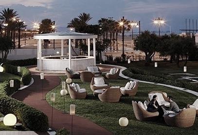 HOTEL BALNEARIO LAS ARENAS